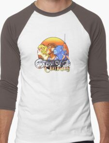 ThunderCats On The Chain Wax Men's Baseball ¾ T-Shirt