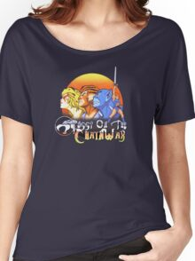 ThunderCats On The Chain Wax Women's Relaxed Fit T-Shirt