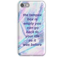 Darren Criss Quote iPhone Case/Skin