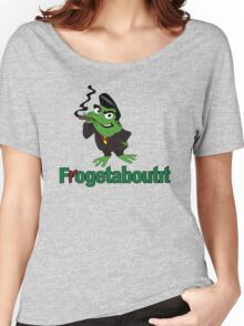 Frogetaboutit Women's Relaxed Fit T-Shirt