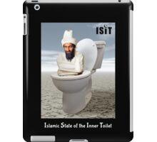 Islamic State of the Inner Toilet iPad Case/Skin