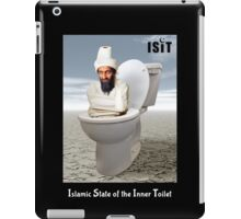 Islamic State of the Inner Toilet iPad Case/Skin
