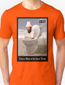 Islamic State of the Inner Toilet Unisex T-Shirt