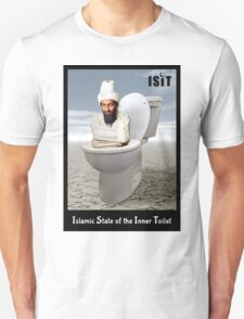 Islamic State of the Inner Toilet T-Shirt