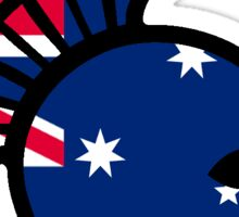Australian Spartan Sticker