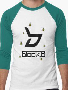 block bee Men's Baseball ¾ T-Shirt