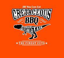 Cretaceous BBQ - Tyrannosaurus Dinosaur Meat Barbecue Unisex T-Shirt