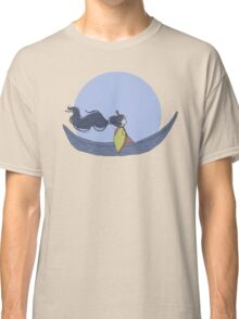 Moon Mom Classic T-Shirt