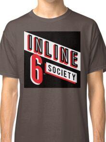 Inline 6 Society - Design #4 Classic T-Shirt