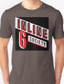 Inline 6 Society - Design #4 T-Shirt