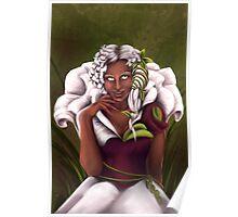 Talking Rose Poster