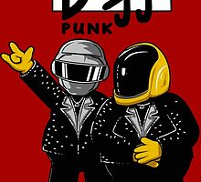 Duff Punk by theduc