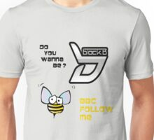 bbc follow me Unisex T-Shirt