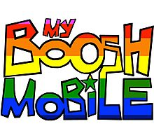 My Boosh Mobile Photographic Print
