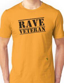 Rave Veteran - Black T-Shirt