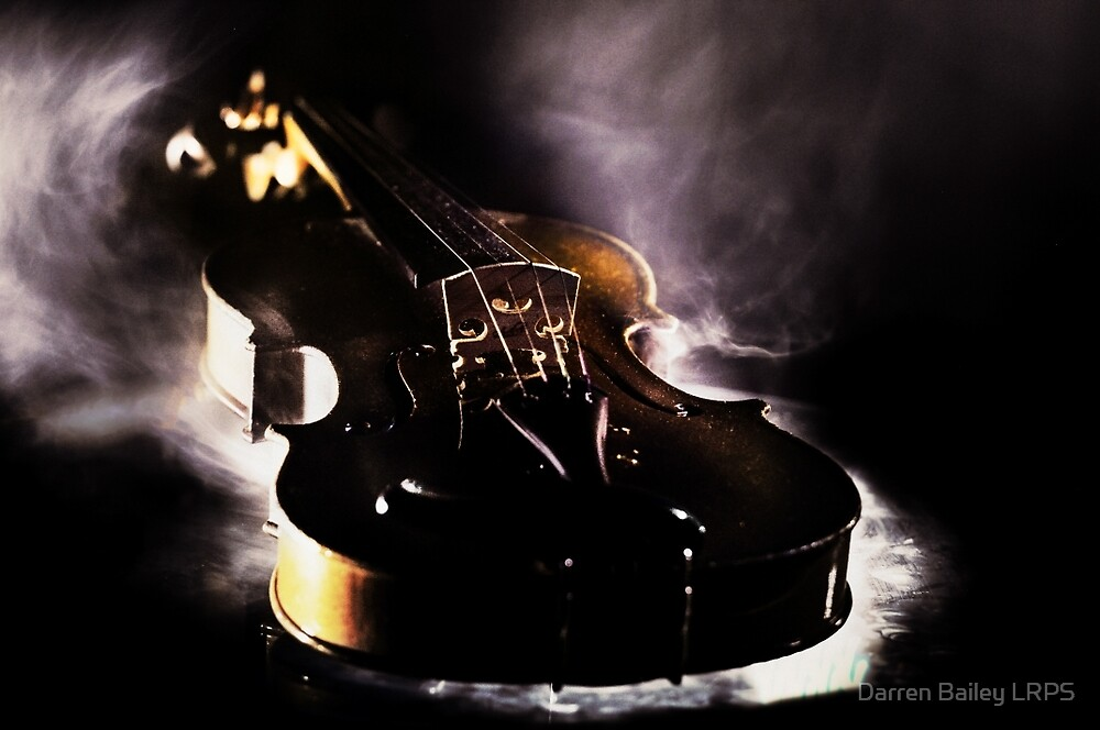 The Angels Violin by Darren Bailey LRPS