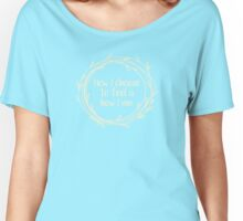 Inside Job Women's Relaxed Fit T-Shirt