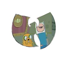 Adventure Time Forever Photographic Print