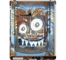 Rusty Grin iPad Case/Skin