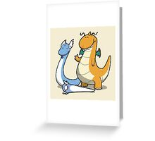 Number 147, 148 and 149 Greeting Card