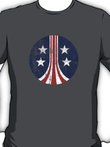 USCM Stars and Stripes T-Shirt