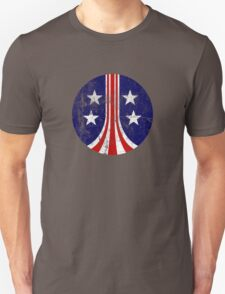 USCM Stars and Stripes Unisex T-Shirt