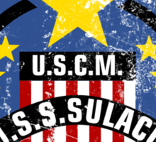 United States Colonial Marine Corps Sticker