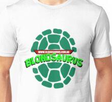 Blondsaurus Let's Raise Some Shell Unisex T-Shirt