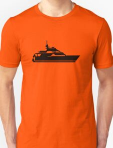 Motorboat yacht T-Shirt