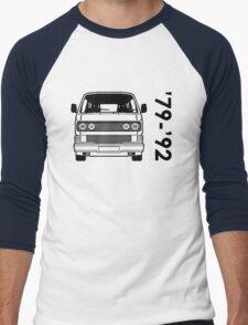 Type 2 T3 Men's Baseball ¾ T-Shirt