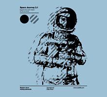 Space Journey 3.1 (black T-Shirt