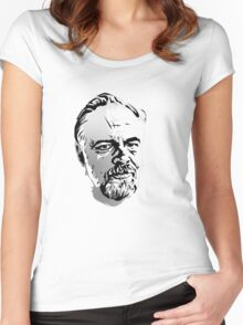 Philip K. Dick Women's Fitted Scoop T-Shirt