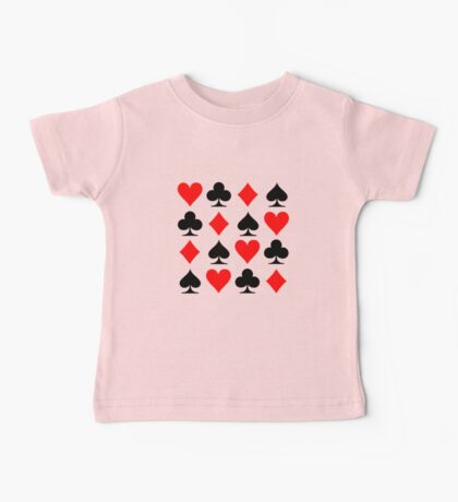 Poker signs Baby Tee