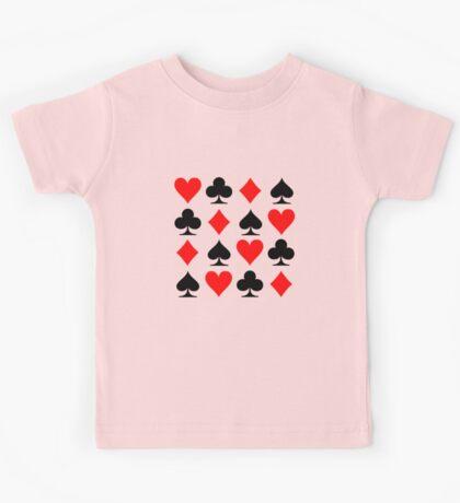 Poker signs Kids Tee
