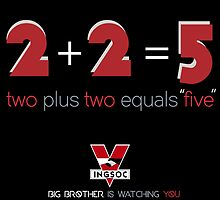 Two Plus Two Equals Five by Sarp İşmen