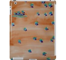 Outback treescape - Queensland Australia iPad Case/Skin