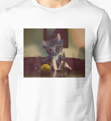 Felis Catus Domesticus Unisex T-Shirt