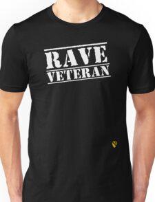 Rave Veteran - White T-Shirt