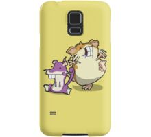Number 19 and 20 Samsung Galaxy Case/Skin