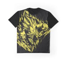 Super Saiyan Vegeta Graphic T-Shirt