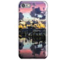 A Postcard Sunset iPhone Case/Skin