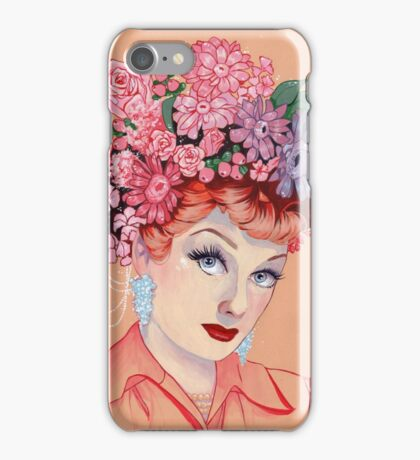 we love Lucy iPhone Case/Skin