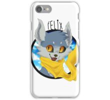 """Felix - """"Optimism"""" iPhone Case/Skin"""