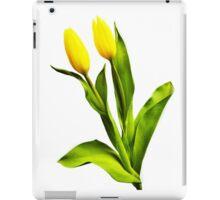 Tulip Twosome iPad Case/Skin