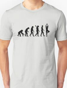 Evolution Yoga Unisex T-Shirt