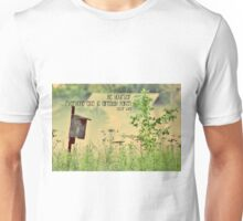 Be Yourself Unisex T-Shirt