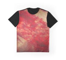 Hued Fissure Graphic T-Shirt