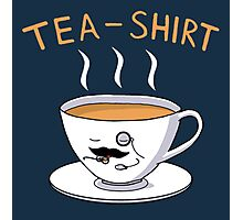 Tea Shirt Photographic Print
