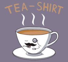 Tea Shirt Kids Tee