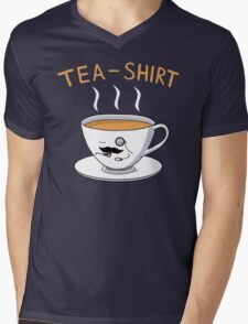 Tea Shirt Mens V-Neck T-Shirt